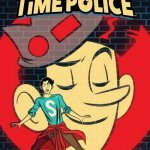 Jughead's Time Police #3 (2019)