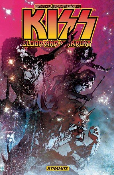 KISS – Blood and Stardust Vol. 1 (TPB) (2019)
