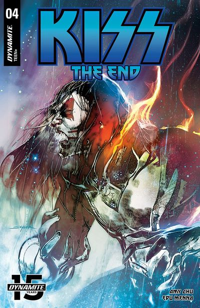 KISS – The End #4 (2019)