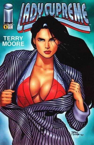 Lady Supreme Vol. 1 #1 – 2 (1996)