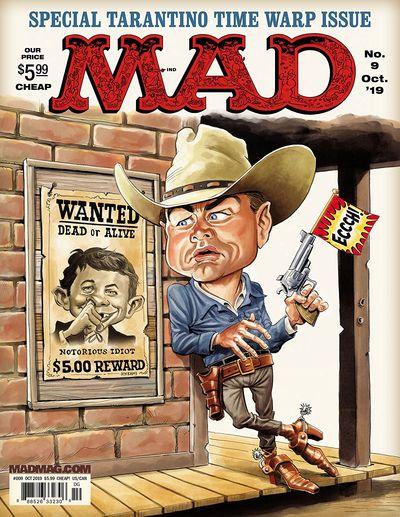 MAD Magazine #9 (2019)