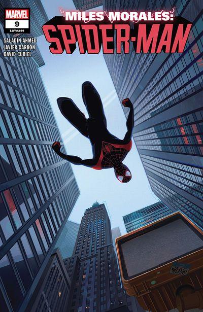 Miles Morales – Spider-Man #9 (2019)