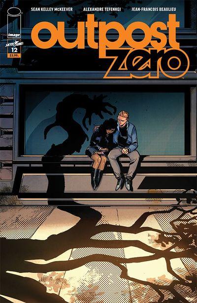 Outpost Zero #12 (2019)