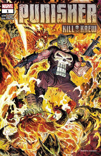Punisher Kill Krew #1 (2019)