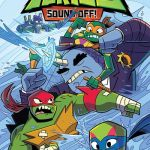 Rise Of The Teenage Mutant Ninja Turtles – Sound Off #2 (2019)