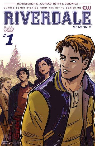 Riverdale – Season 3 #1 – 5 (2019)