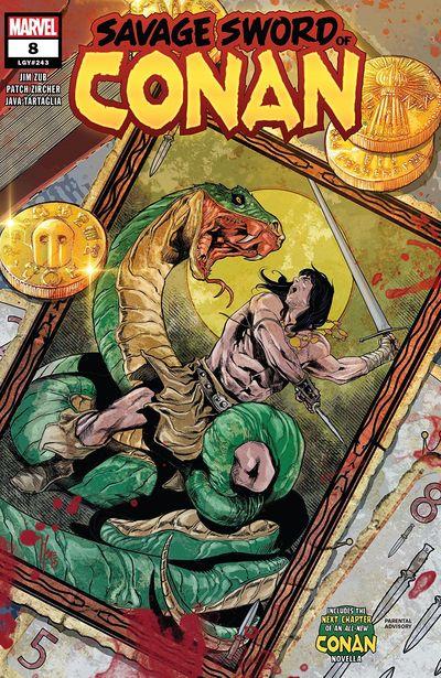 Savage Sword Of Conan #8 (2019)