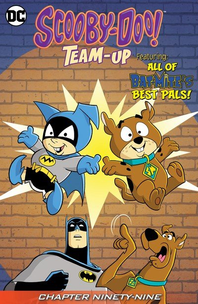Scooby-Doo Team-Up #99 (2019)