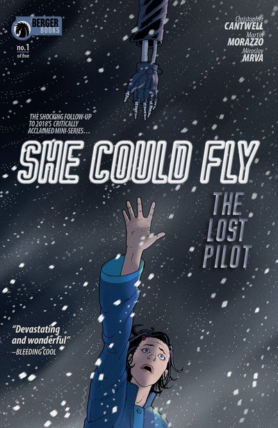 She Could Fly – The Lost Pilot #1 – 5 (2019)