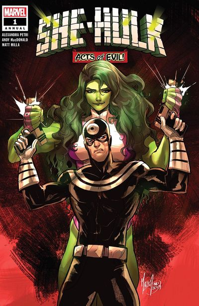She-Hulk Annual #1 (2019)