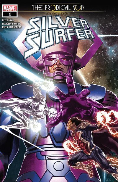 Silver Surfer – The Prodigal Sun #1 (2019)