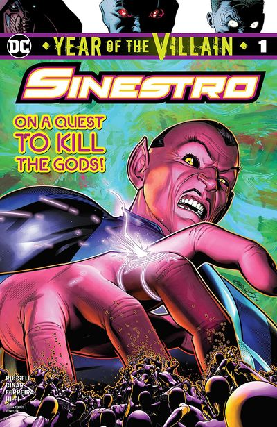 Sinestro – Year Of The Villain #1 (2019)