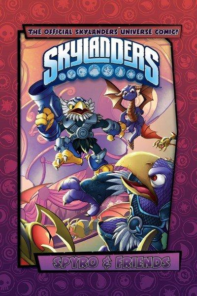 Skylanders – Spyro and Friends (TPB) (2018)