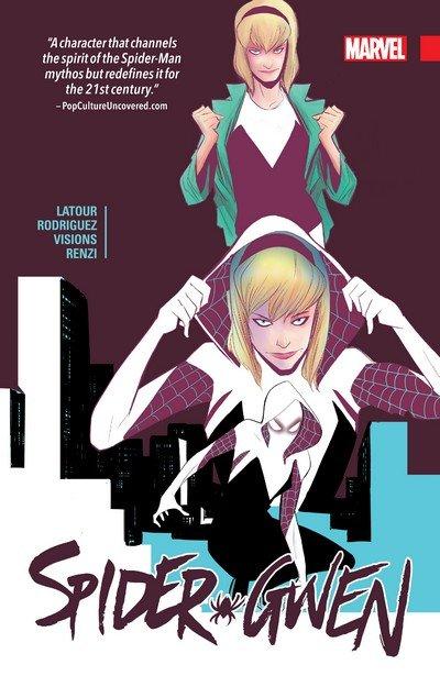 Spider-Gwen Collection Vol. 1 – 3 (TPB) (2017-2018)