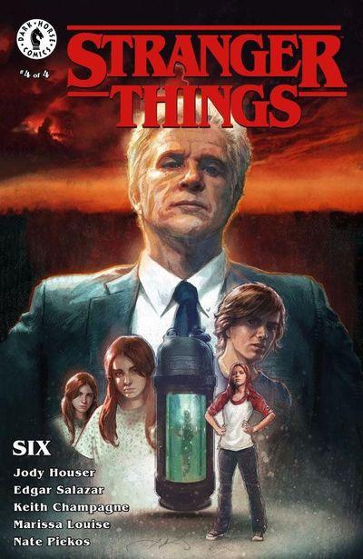 Stranger Things – SIX #4 (2019)