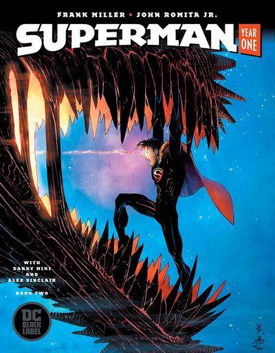 Superman – Year One #2 (2019)