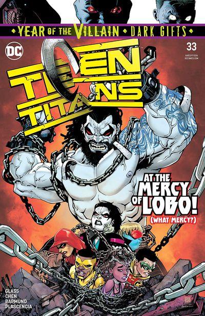 Teen Titans #33 (2019)