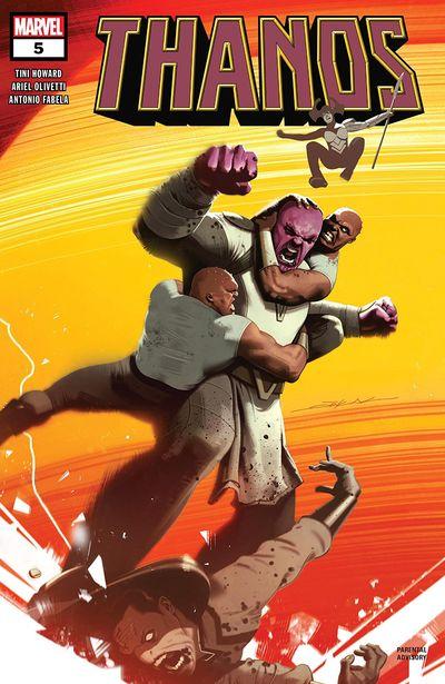 Thanos #5 (2019)