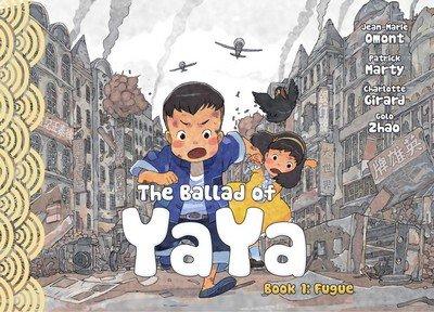 The Ballad of Yaya Vol. 1 – 2 (2019)