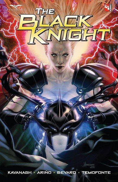 The Black Knight (TPB) (2019)