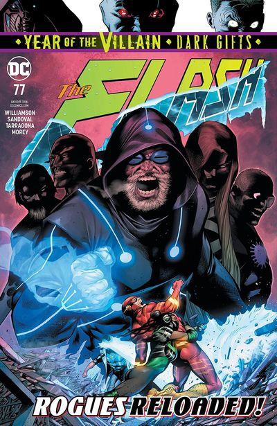 The Flash #77 (2019)