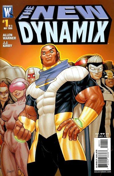 The New Dynamix #1 – 5 (2008)