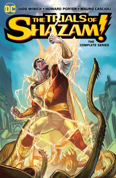The Trials of Shazam – The Complete Series (TPB) (2019)