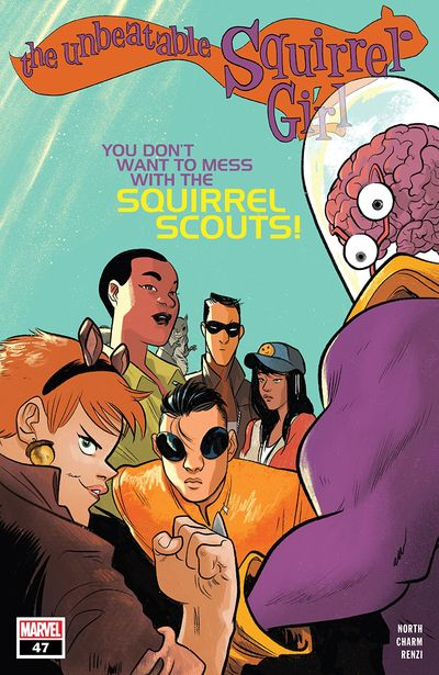 The Unbeatable Squirrel Girl #47 (2019)
