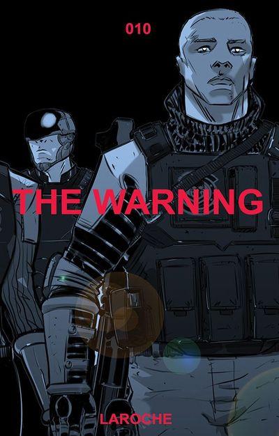 The Warning #10 (2019)