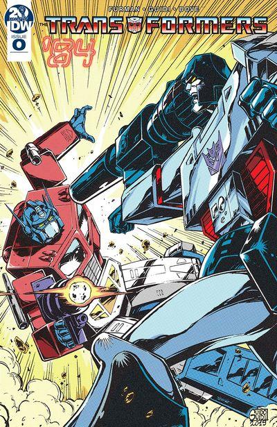 Transformers '84 #0 (2019)