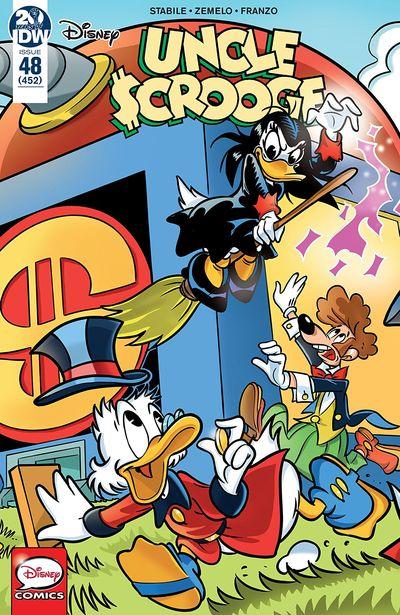 Uncle Scrooge #48 (2019)