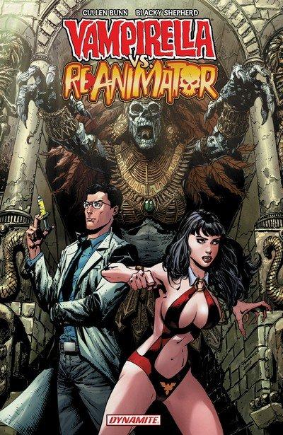 Vampirella vs Reanimator (TPB) (2019)