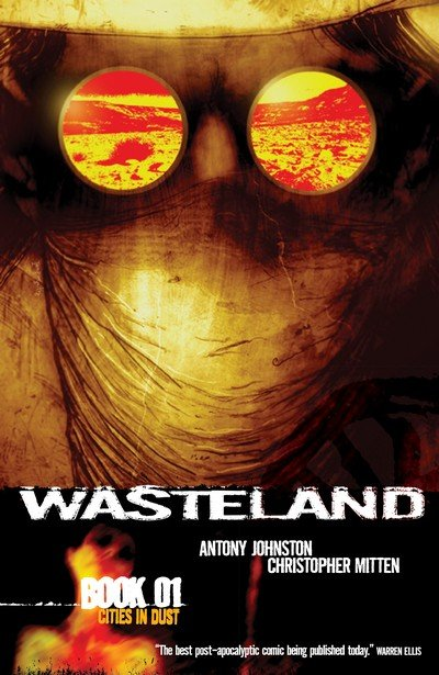Wasteland Vol. 1 – 10 (2007-2014)