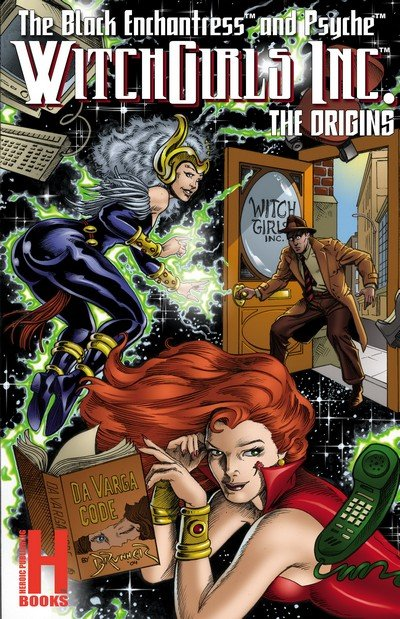 Witchgirls Inc. The Origins (TPB) (2016)