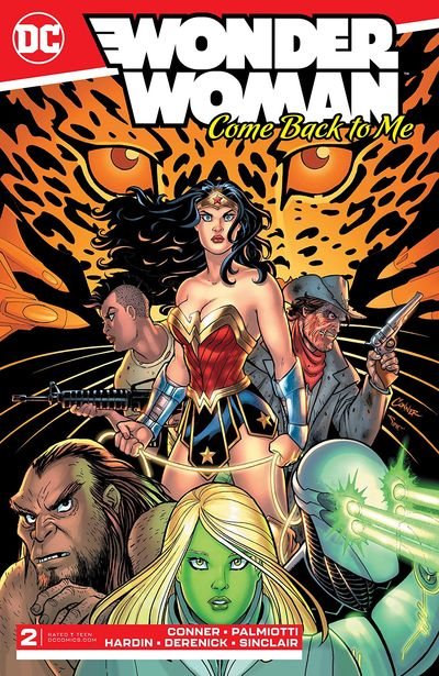 Wonder Woman – Come Back To Me #2 (2019)