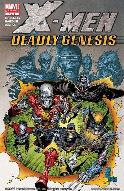X-Men – Deadly Genesis #1 – 6 (2006)