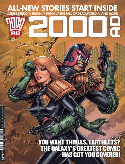 2000AD #2150 (2019)