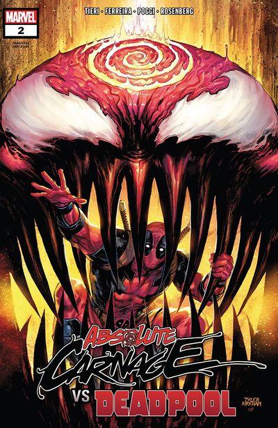 Absolute Carnage Vs Deadpool #2 (2019)