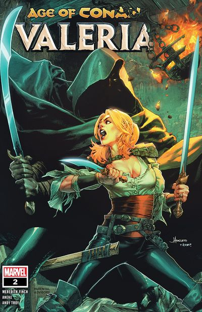 Age Of Conan – Valeria #2 (2019)