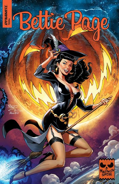 Bettie Page Halloween Special (2019)