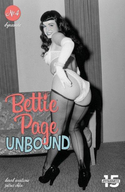 Bettie Page – Unbound #4 (2019)