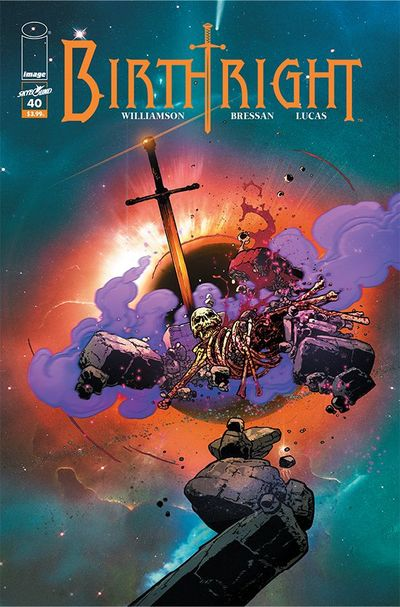 Birthright #40 (2019)