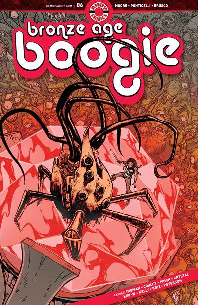 Bronze Age Boogie #6 (2019)