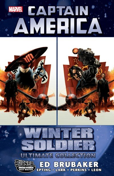 Captain America – Winter Soldier Ultimate Collection (2010)