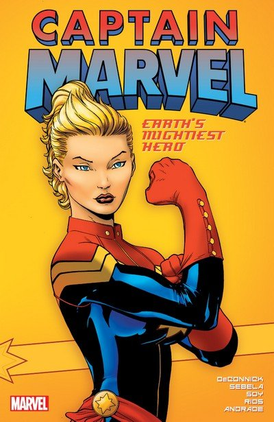 Captain Marvel – Earth's Mightiest Hero Vol. 1 (TPB) (2016)