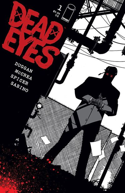 Dead Eyes #1 (2019)