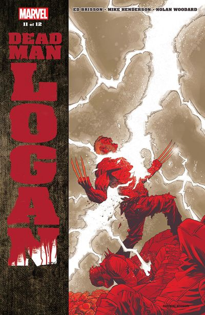Dead Man Logan #11 (2019)