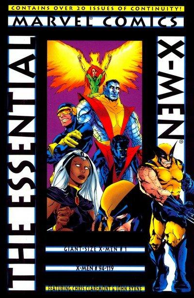 Essential X-Men (1997)