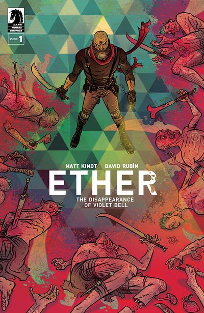 Ether – The Disappearance Of Violet Bell #1 (2019)