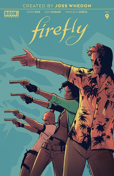 Firefly #9 (2019)